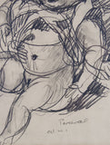 John Perceval 'Tessa' - original drawing