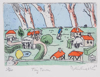 Peter Kingston 'Tiny Town'