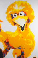 Philippe Le Miere 'Big Bird goes back to the Sesame Street Future'