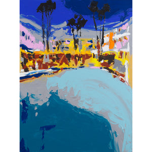 Philippe Le Miere 'palm springs saguaro party pool'