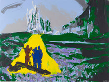 Load image into Gallery viewer, Philippe Le Miere 'wizard of oz classic hollywood movie painting'