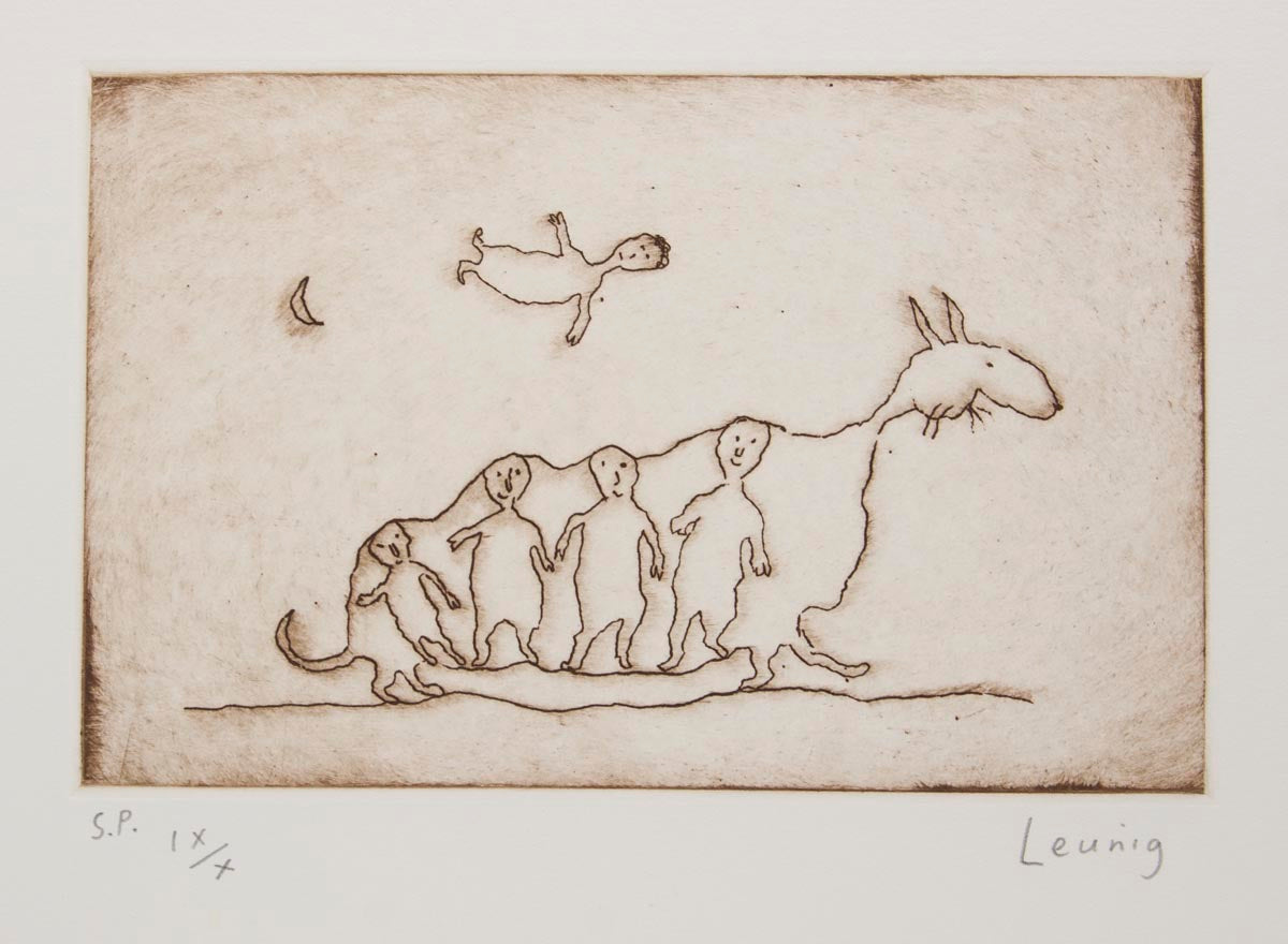 Michael Leunig 'Beasts'