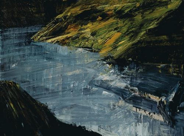 Euan Macleod 'Lying Harbour Figure 1'