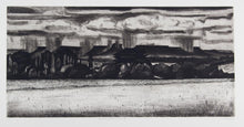 Load image into Gallery viewer, Jeffrey Makin 'Great Western Tiers II' - Etching on paper
