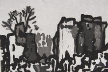 Load image into Gallery viewer, Jeffrey Makin 'Near Petit Jumiac' - Etching on paper