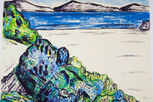 Load image into Gallery viewer, Jeffrey Makin 'Wilsons Promontory'