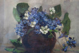Violet McInnes 'Parma Violet' - Oil on Canvas - SOLD