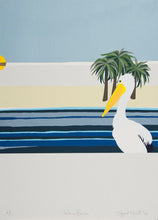 Load image into Gallery viewer, Stewart Merrett 'Pelican Beach'