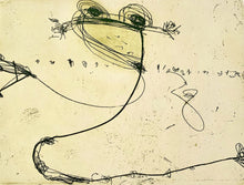 Load image into Gallery viewer, John Olsen 'Billabong (Frog)' - rare to market