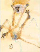 Load image into Gallery viewer, John Olsen 'Monkey I' - pigment print on paper