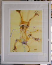 Load image into Gallery viewer, John Olsen 'Monkey II' - pigment print on paper