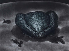 Load image into Gallery viewer, Graeme Peebles 'Mrs Simpson' - mezzotint on paper