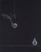 Load image into Gallery viewer, Graeme Peebles 'Year of Vampires' - mezzotint on paper