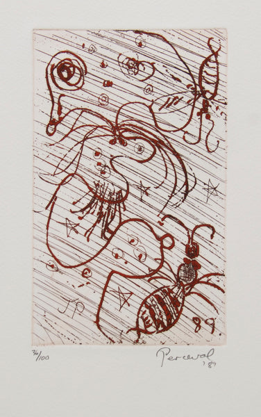 John Perceval 'Red Ants'