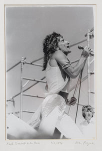 Brian Pieper 'Rod Stewart and the Faces'