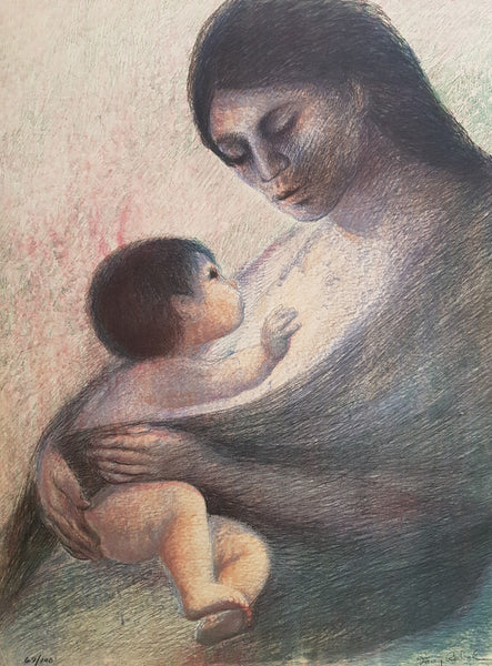Fanny RABEL 'Maternidad [Motherhood]'