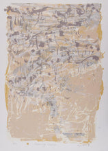 Load image into Gallery viewer, David Rankin 'Evening Ochre' - screenprint on paper