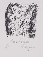 David Rankin 'Our House' - Lithograph on Paper