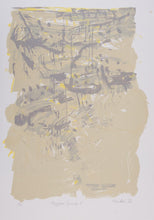 Load image into Gallery viewer, David Rankin 'Ragged Scrub I' - screenprint on paper