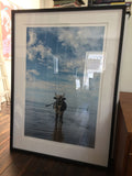 Christopher Rimmer 'Amapondo 16 - Framed. Large. ' - Archival Ink Jet Print