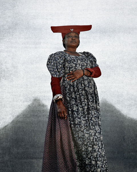 Christopher Rimmer 'Herero Woman, Namibia'