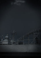 Christopher Rimmer 'Luna Park 13' - pigment print on paper