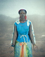 Christopher Rimmer 'Macubal Woman, Southern Angola'