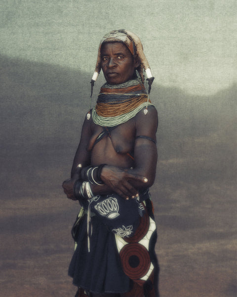 Christopher Rimmer 'Mwila Matriarch, Southern Angola'