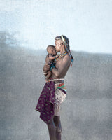Christopher Rimmer 'Ovakahona Mother & Baby, Southern Angola'
