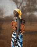 Christopher Rimmer 'Ovazimba Woman & Baby, Namibia' - Available in three sizes: A0, A1 & A3