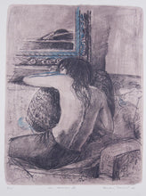 Load image into Gallery viewer, Brian Seidel 'The Mirror II' - Lithograph on paper