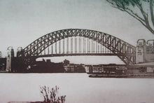 Load image into Gallery viewer, Alyson Stoneman 'Sydney Bridge'