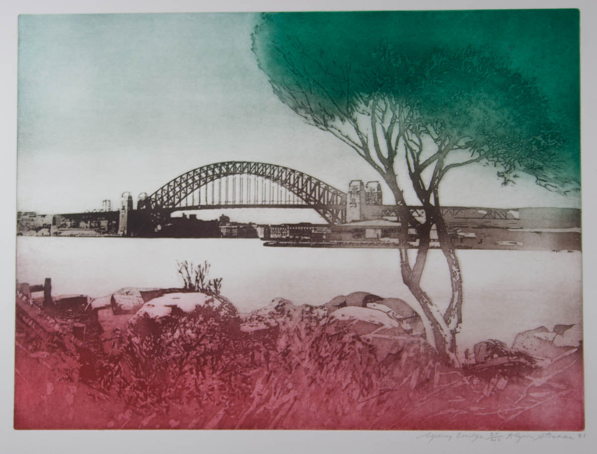 Alyson Stoneman 'Sydney Bridge'