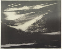 Wayne Viney 'Night Sky' - lithograph on paper