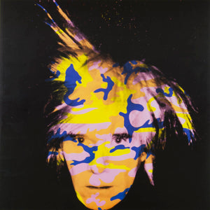 Andy Warhol 'Self Portrait'