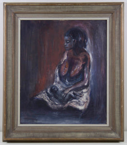 James Vadeleur Wigley 'The Mother'