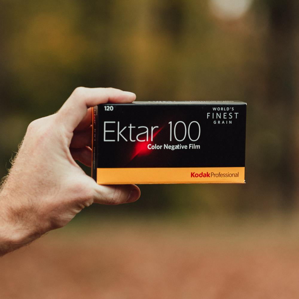 Kodak Ektar 100 - Where's Farney