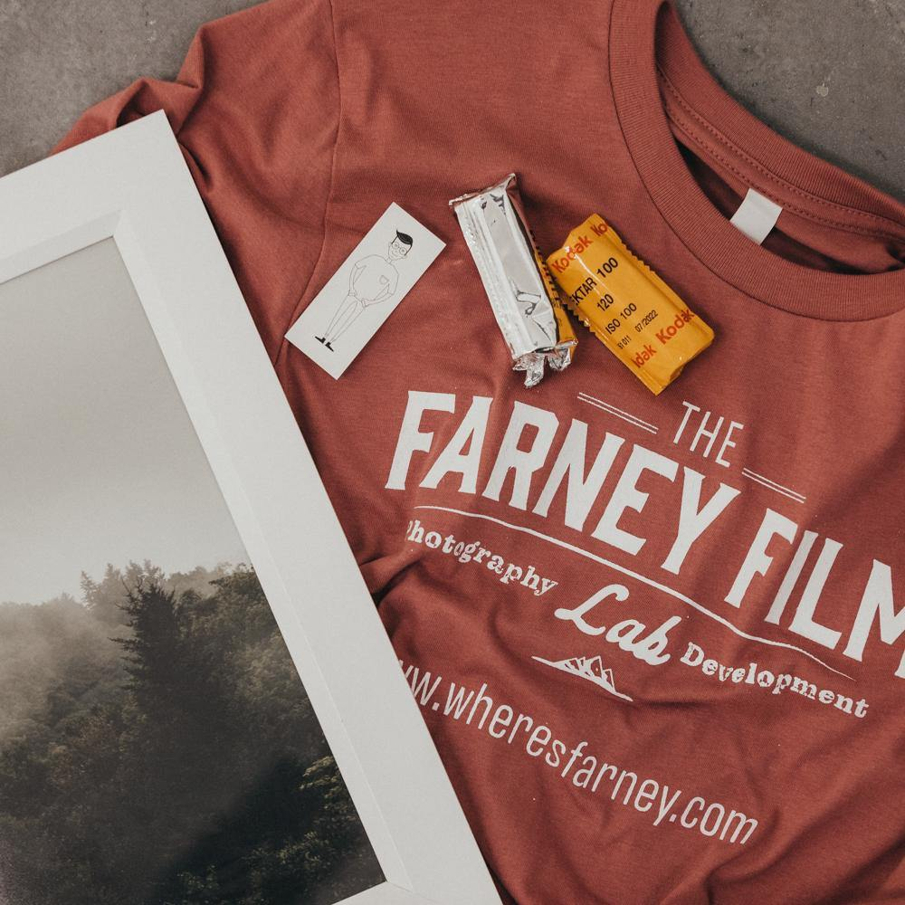 Farney Film Lab Gift Card - Where's Farney