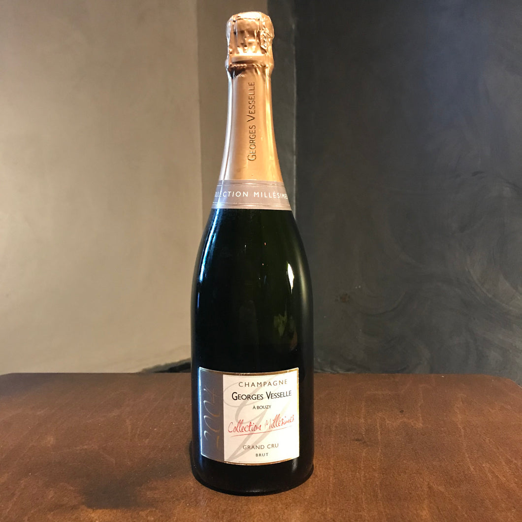 Champagne AOC Grand Cru 2004 Collection Millesimes Georges Vesselle