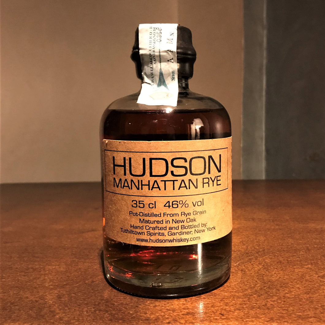 Hudson Manhattan Rye Pot Distilled Whiskey