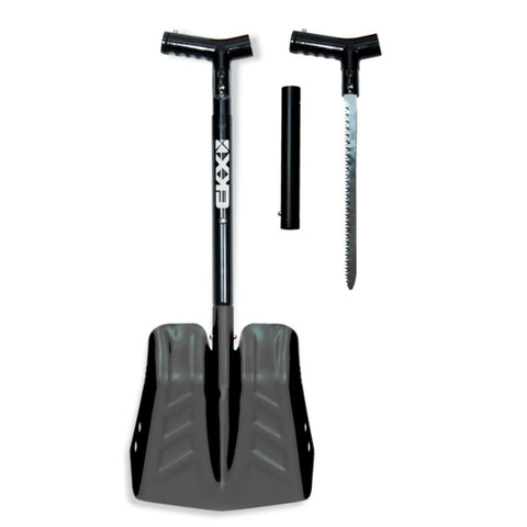 CKX SHOVEL T ALU WITH SAW