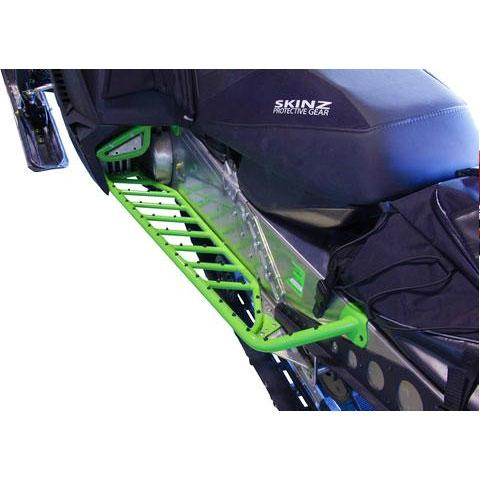 Skinz Arctic Cat AirFrame Running Boards (Bret Rasmussen w/Step Over)