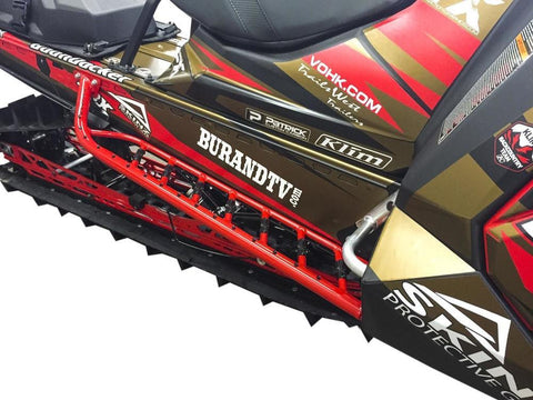 "Skinz Polaris Airframe Burandt ""Shorty"" ProTube Running Board"