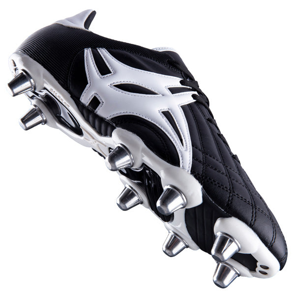 Gilbert Sidestep XV10 Low Cut 6 Stud Rugby Boot