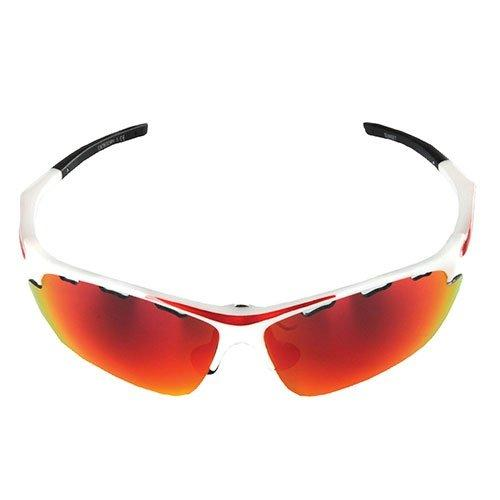 Aspex Sunset Red Revo Sunglasses