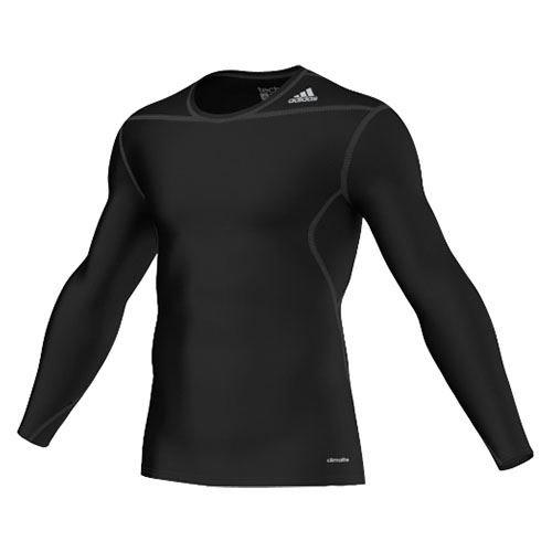 Adidas Techfit Seamless Long Sleeves Tee