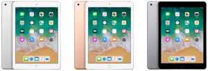 翻新 iPad 5 - 128GB (WI-FI+流動網絡)