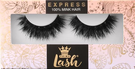 Primalash Express Strip Lashes - Wink (3D)