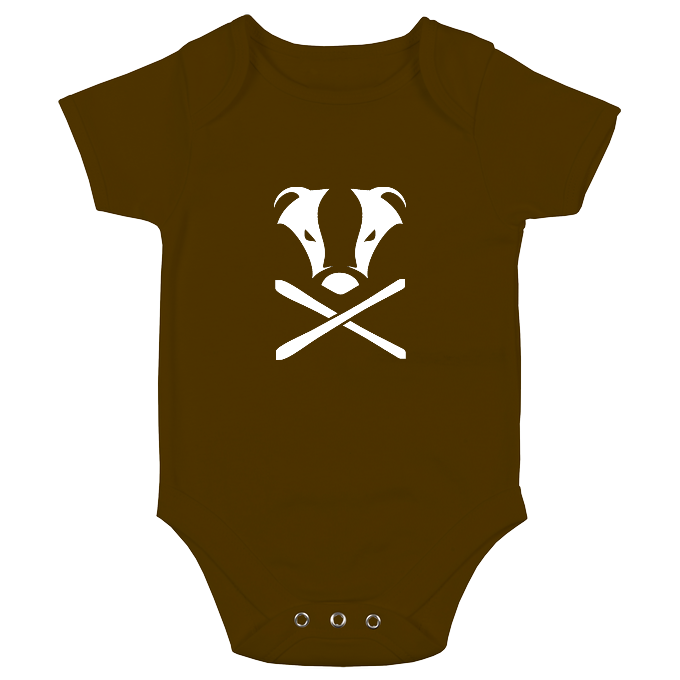 Snowbadger Baby Grow