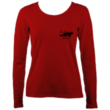 Load image into Gallery viewer, Womans Long Sleeve Tee